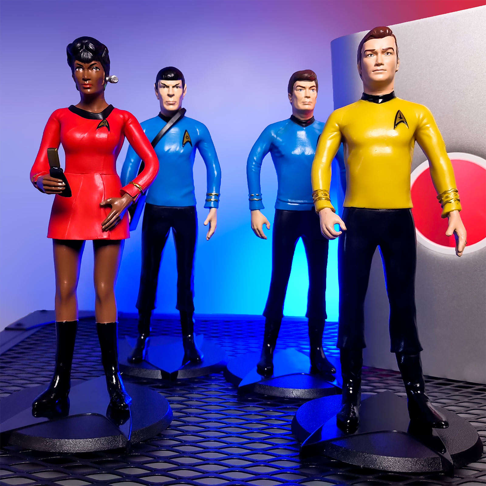 Star Trek - McCoy Bendyfigs Figur 19 cm