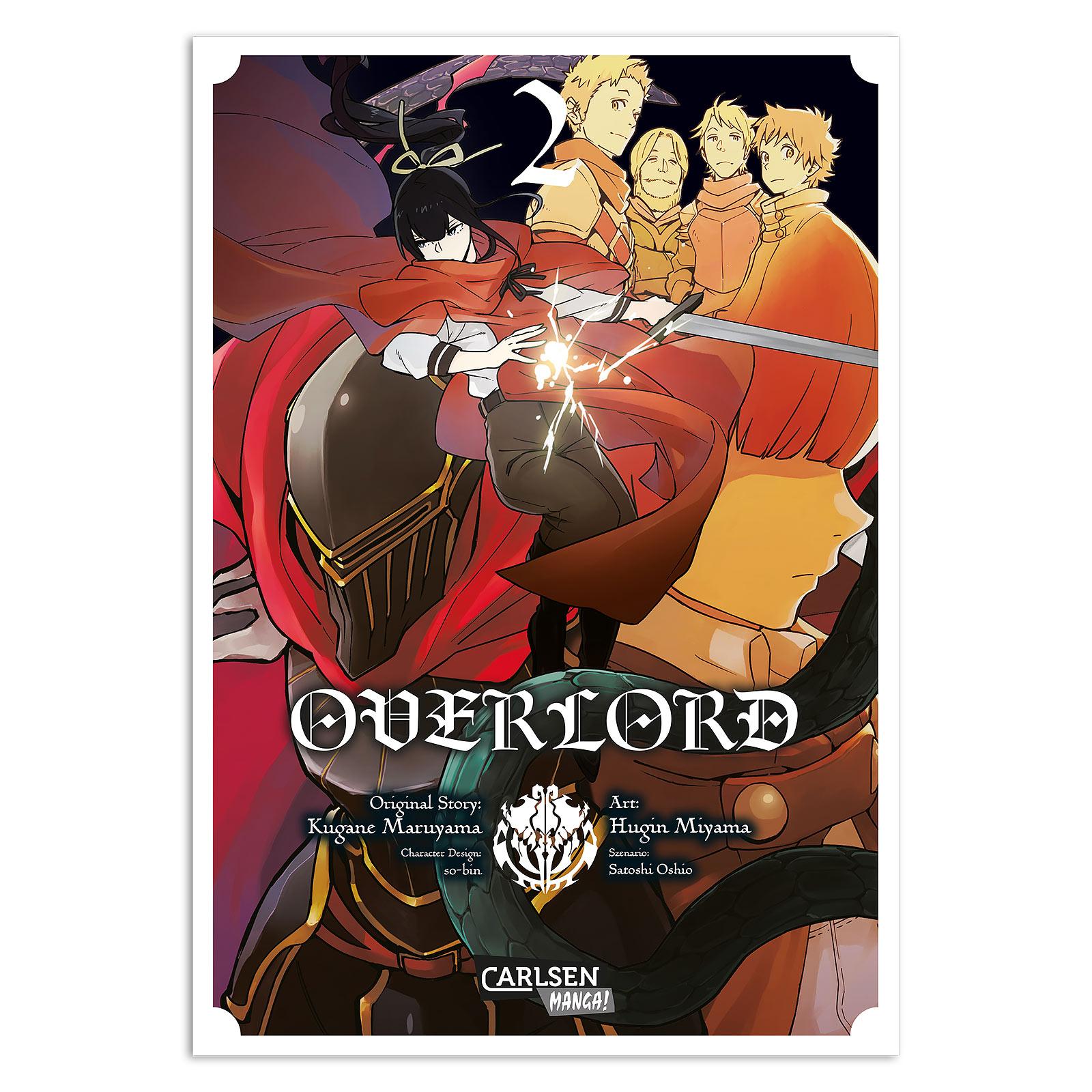 Overlord - Band 2 Taschenbuch