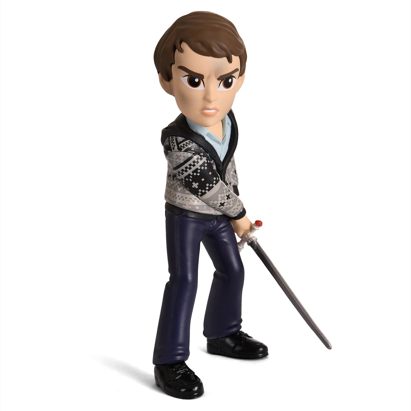 Harry Potter - Neville mit Gryffindor Schwert Rock Candy Figur exklusiv