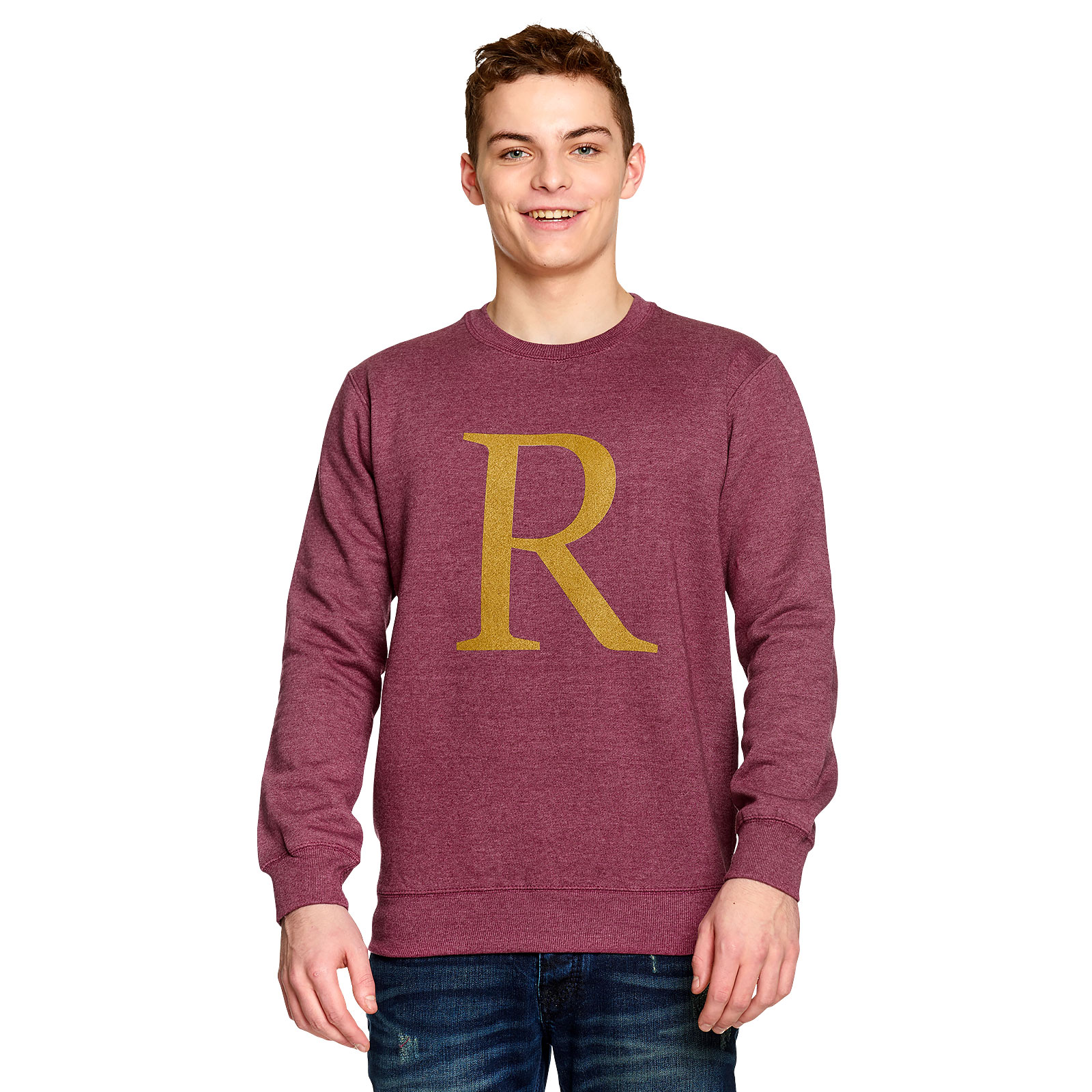 Harry Potter - R for Ron Sweater rot