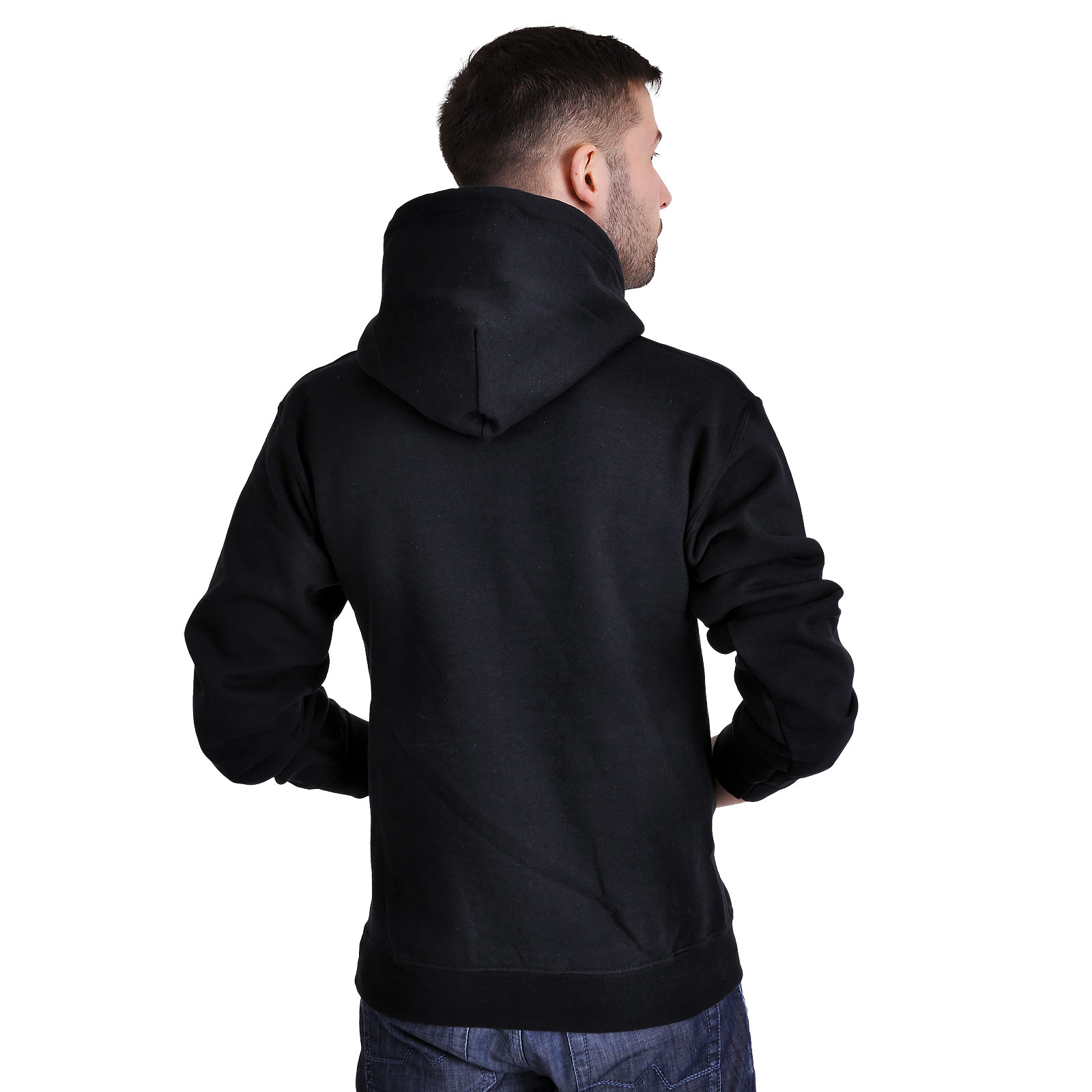 Rick and Morty - Pickle Rick Hoodie schwarz