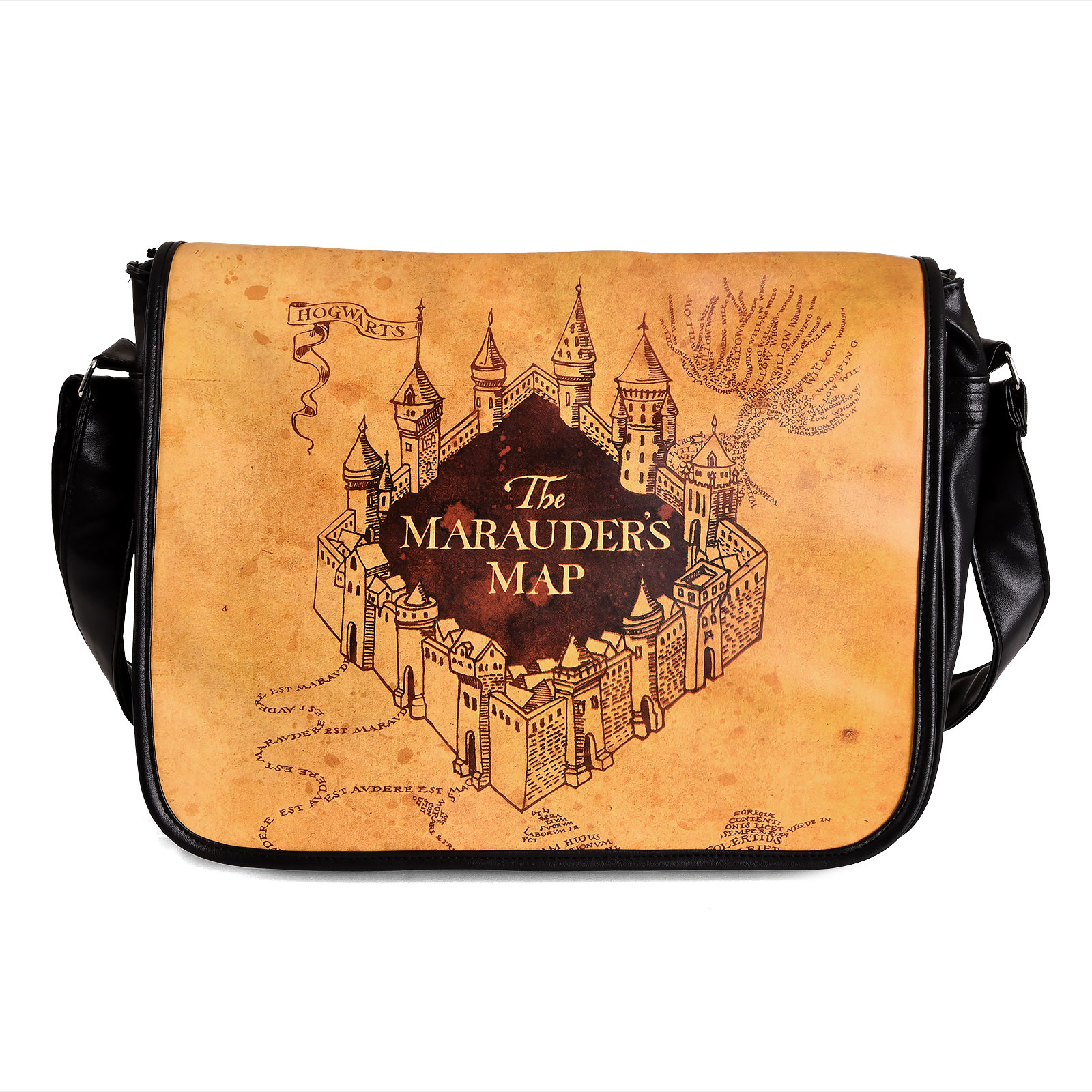 Harry Potter - Karte des Rumtreibers College Tasche