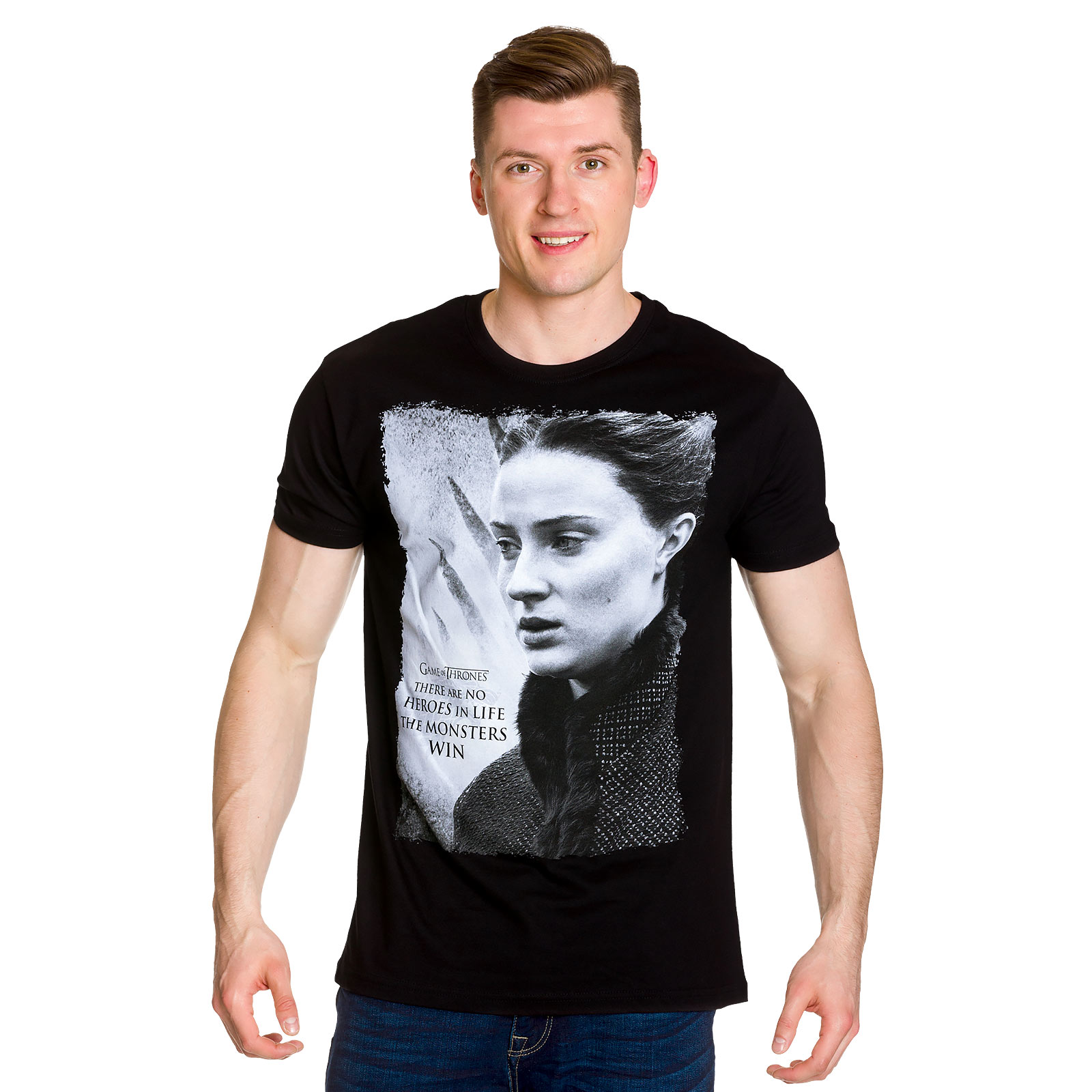 Game of Thrones - Sansa The Monsters Win T-Shirt