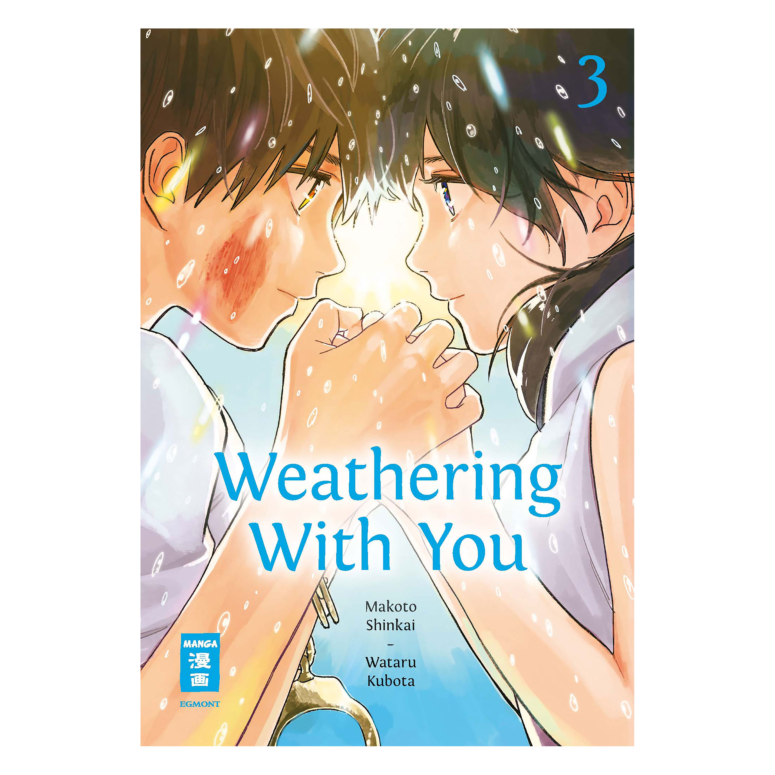 Weathering With You - Band 3 Taschenbuch