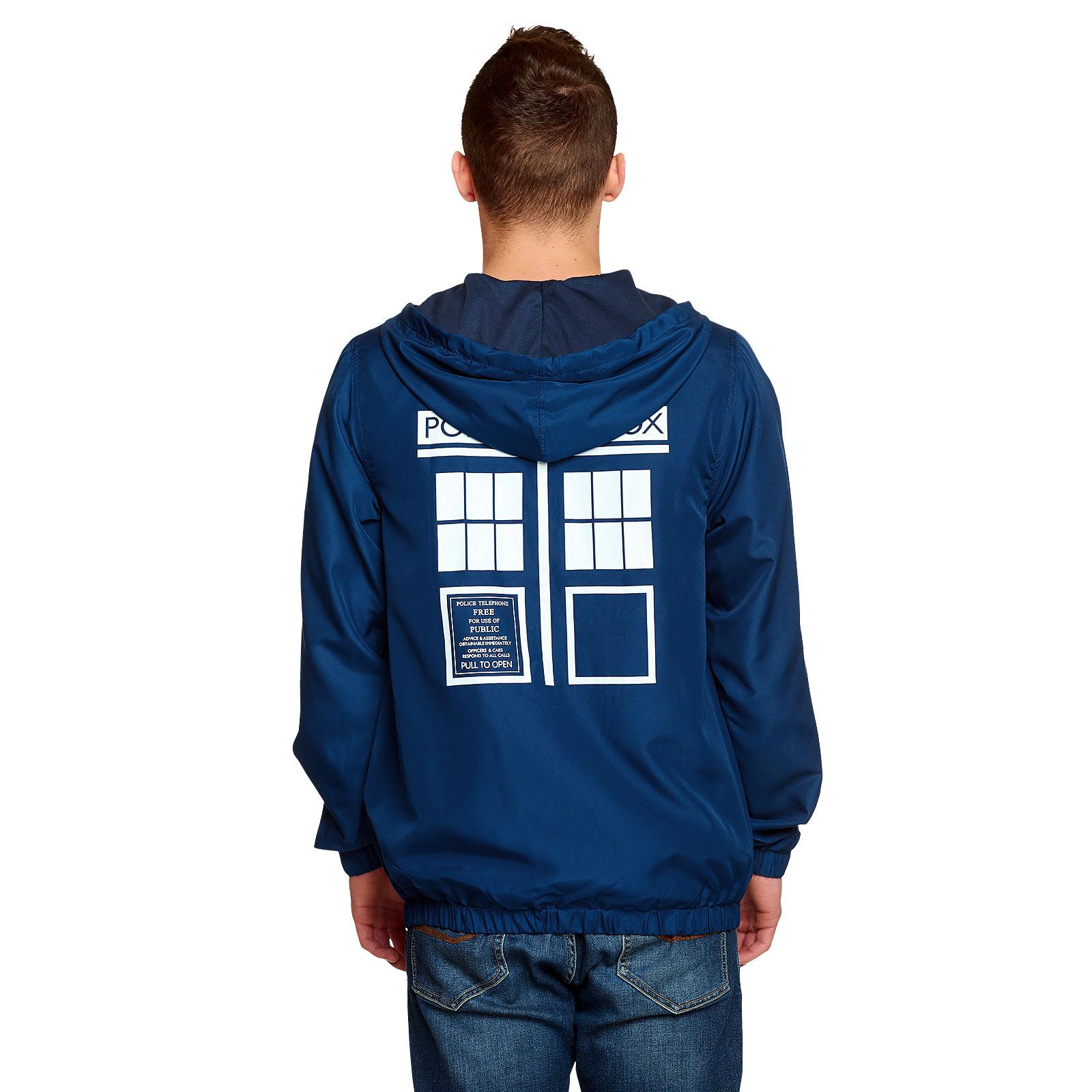 Doctor Who - Tardis Windjacke