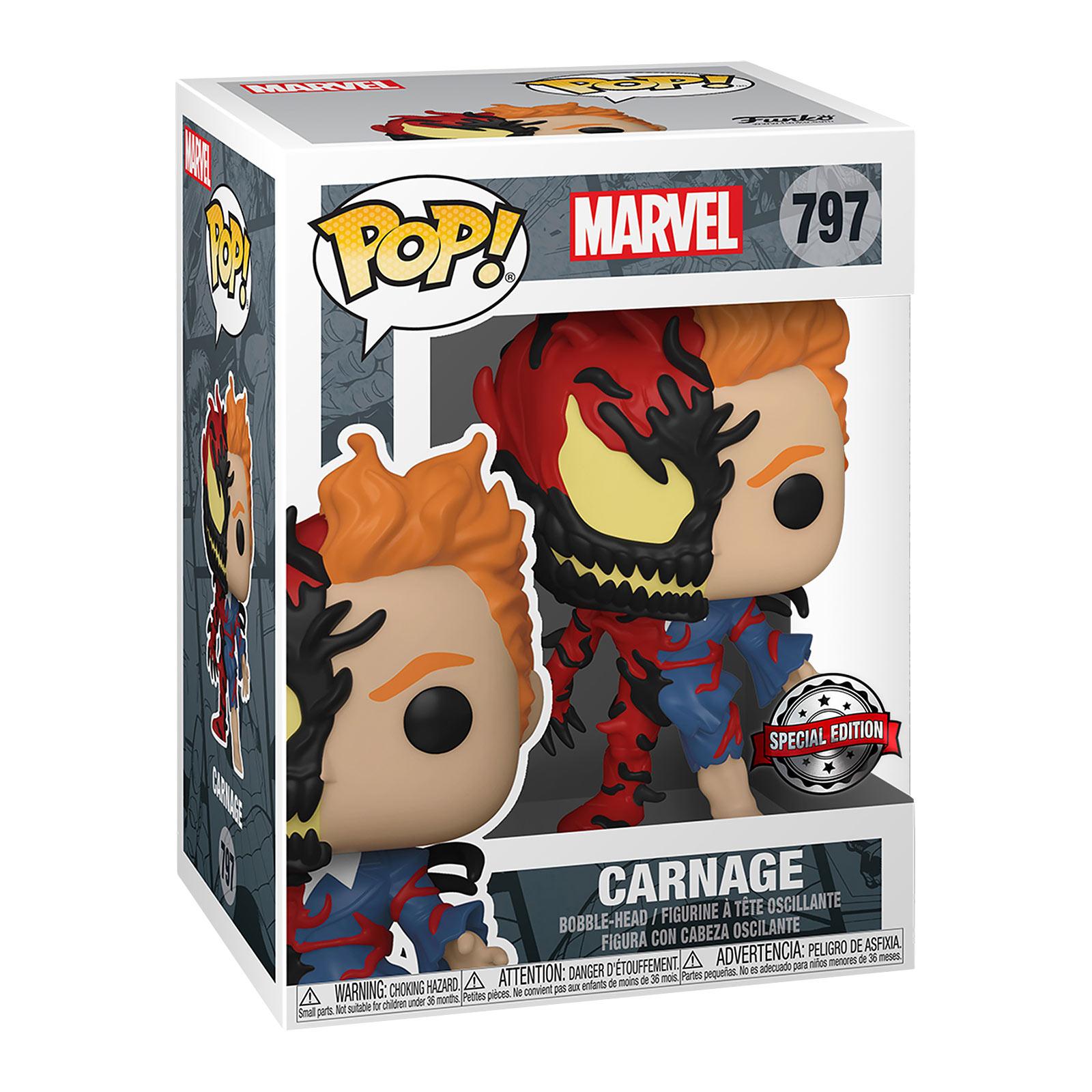 Marvel - Carnage Funko Pop Figur