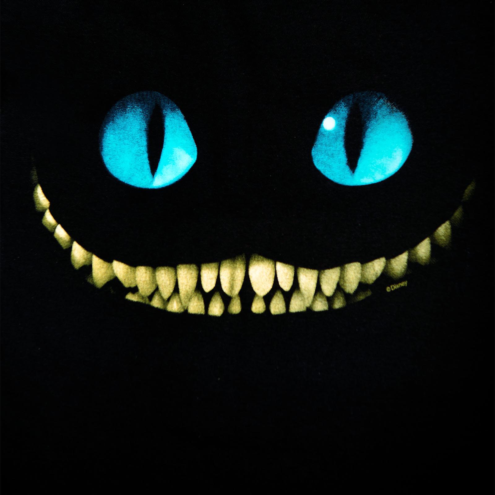 Alice im Wunderland - Smiling Cat T-Shirt Damen