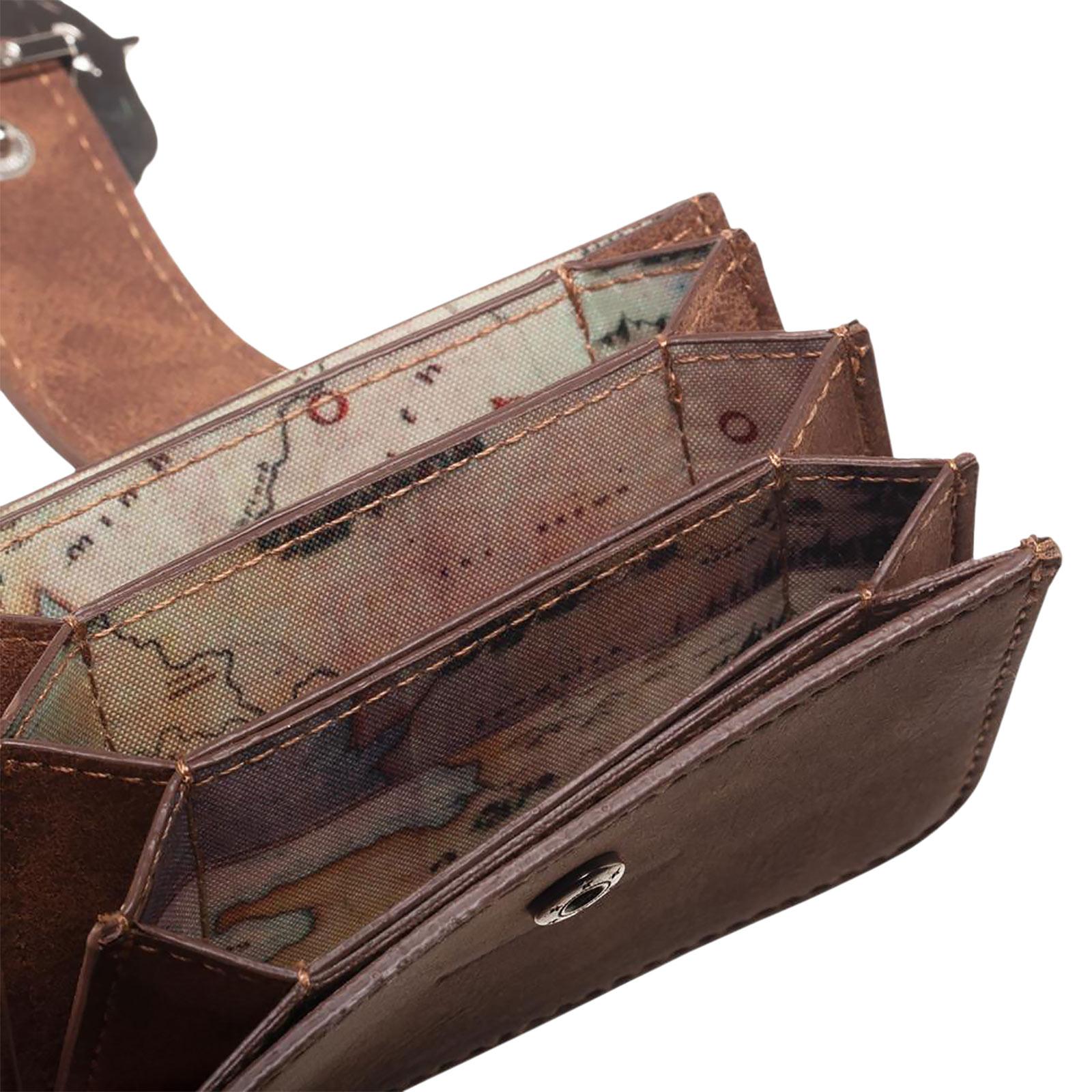Herr der Ringe - Blattbrosche Kleingeldbörse