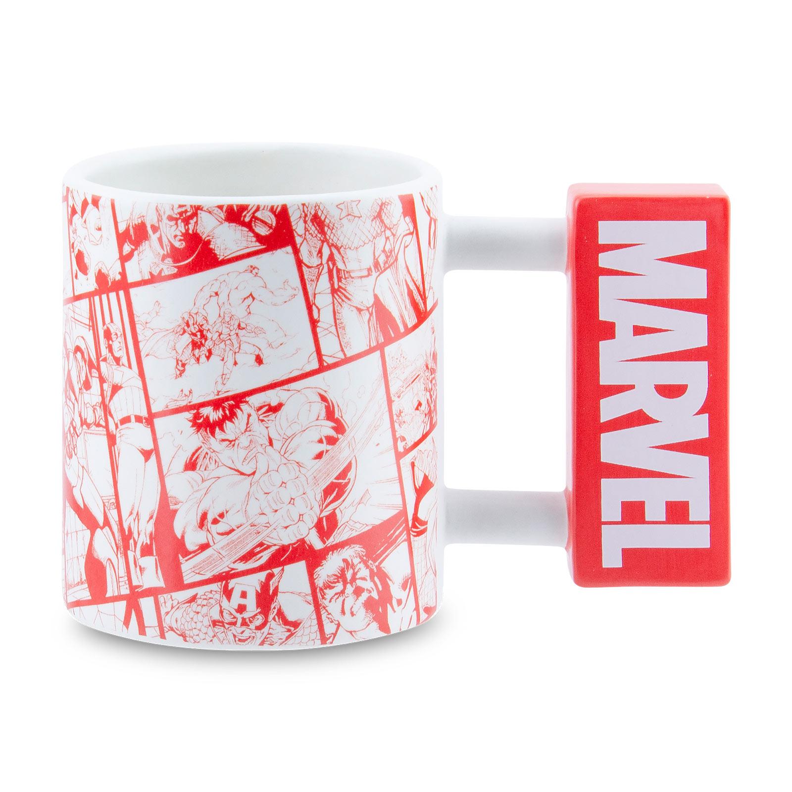 Marvel - Comic Tasse