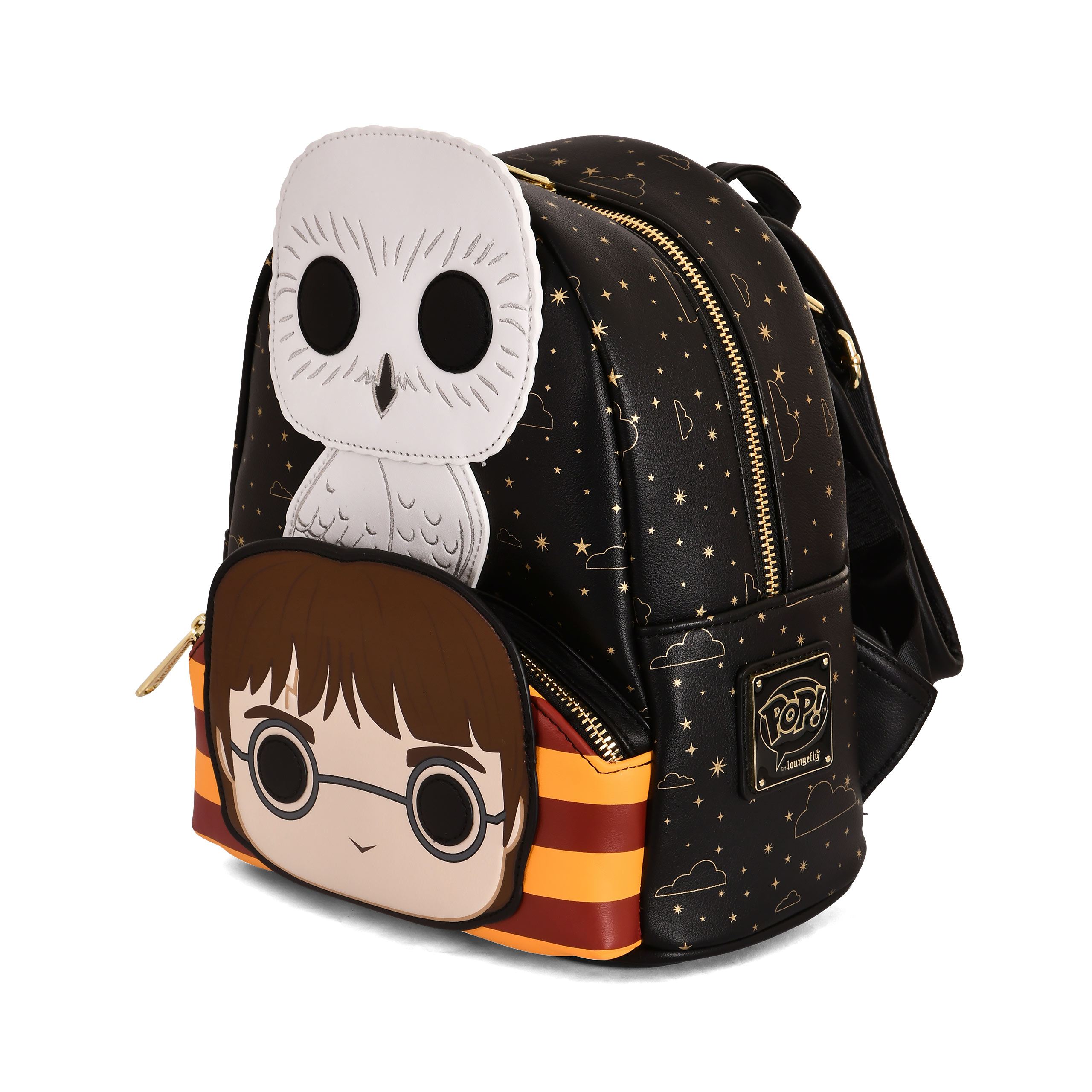 Harry Potter & Hedwig Chibi Mini Rucksack