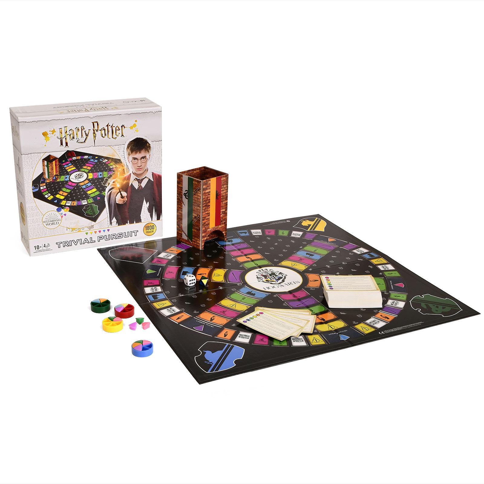 Harry Potter - Trivial Pursuit XL