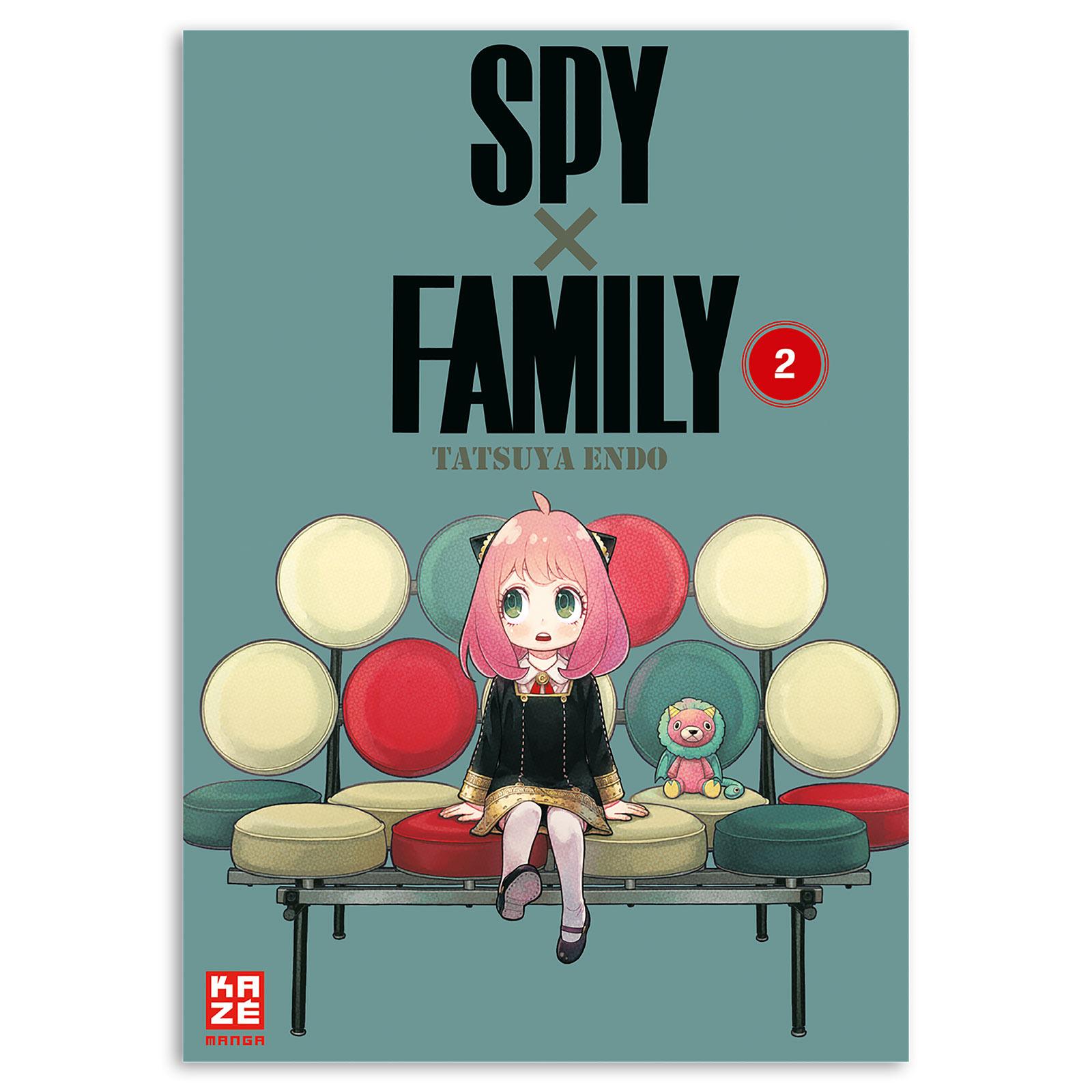 Spy x Family - Band 2 Taschenbuch