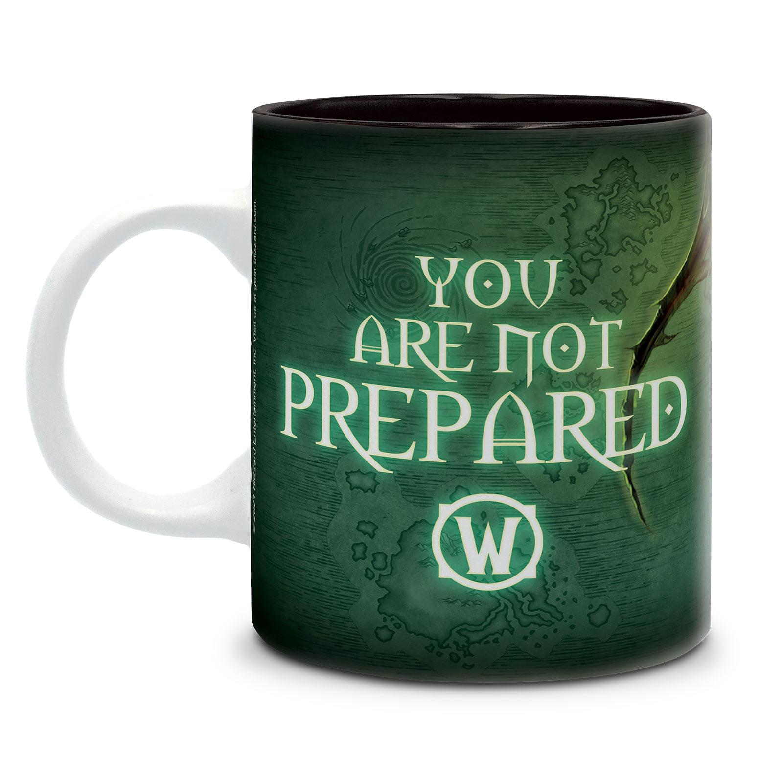 World of Warcraft - Illidan Tasse