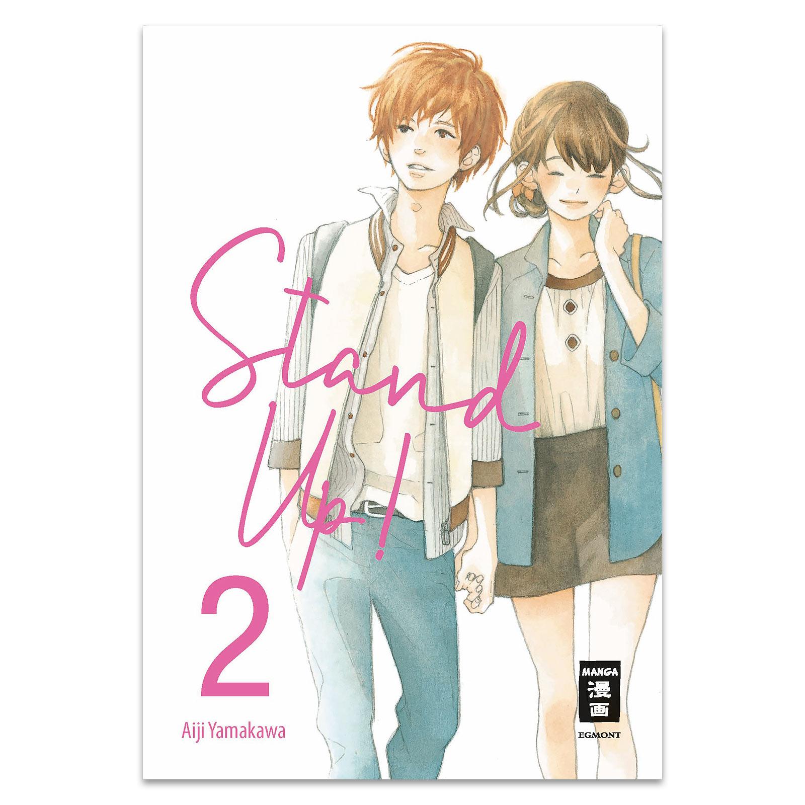 Stand Up! - Band 2 Taschenbuch