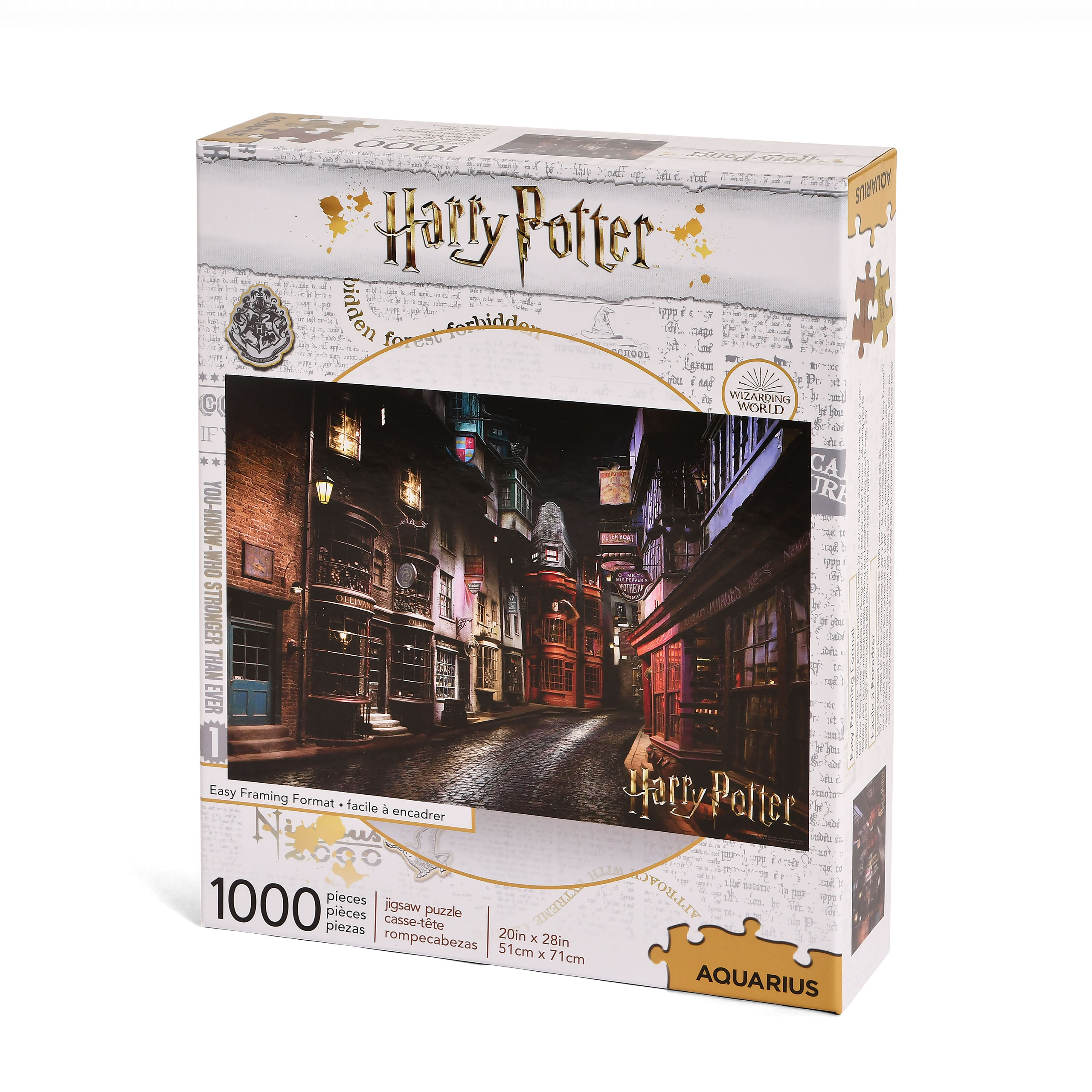 Harry Potter - Winkelgasse Puzzle 1000 Teile