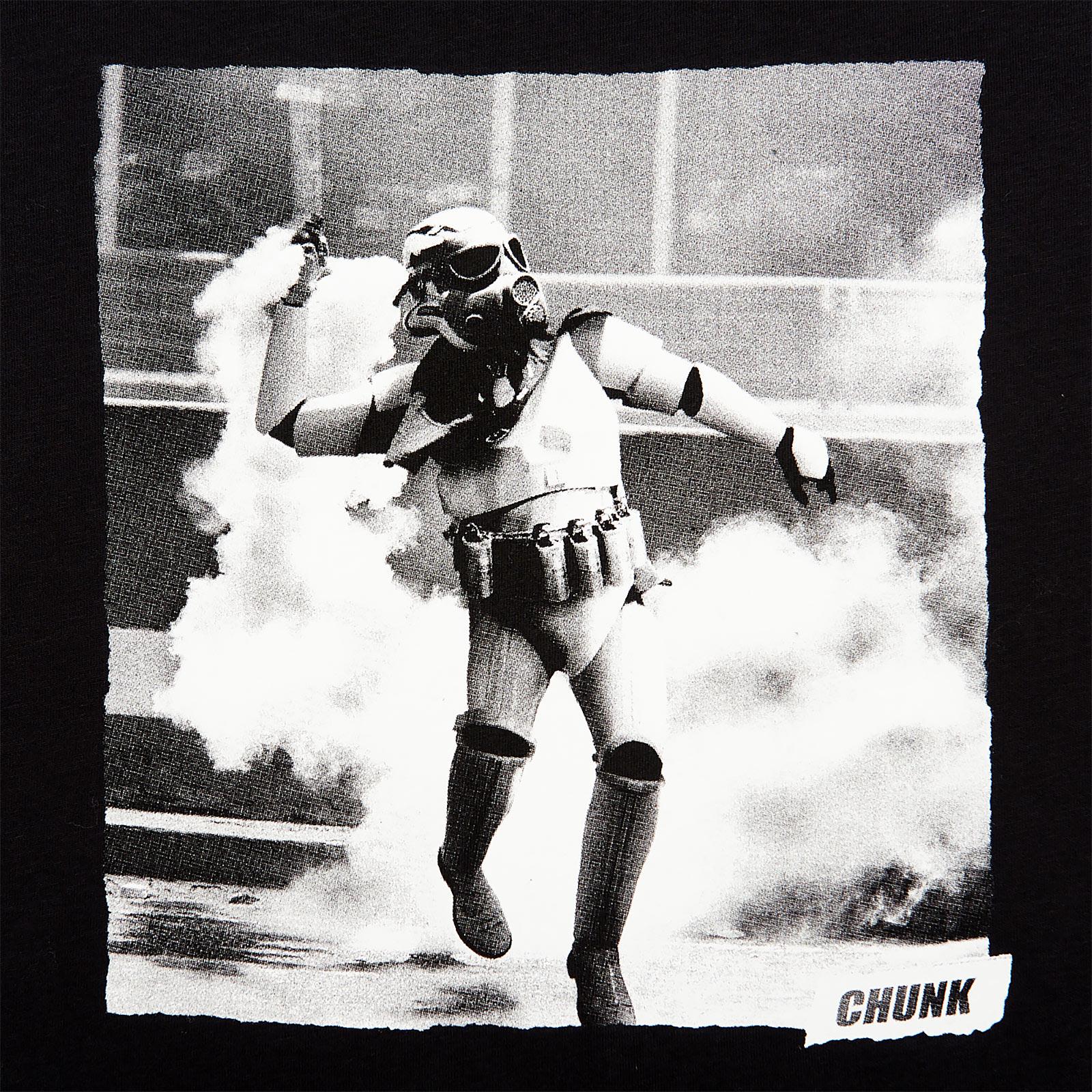 Galactic Rioter T-Shirt schwarz