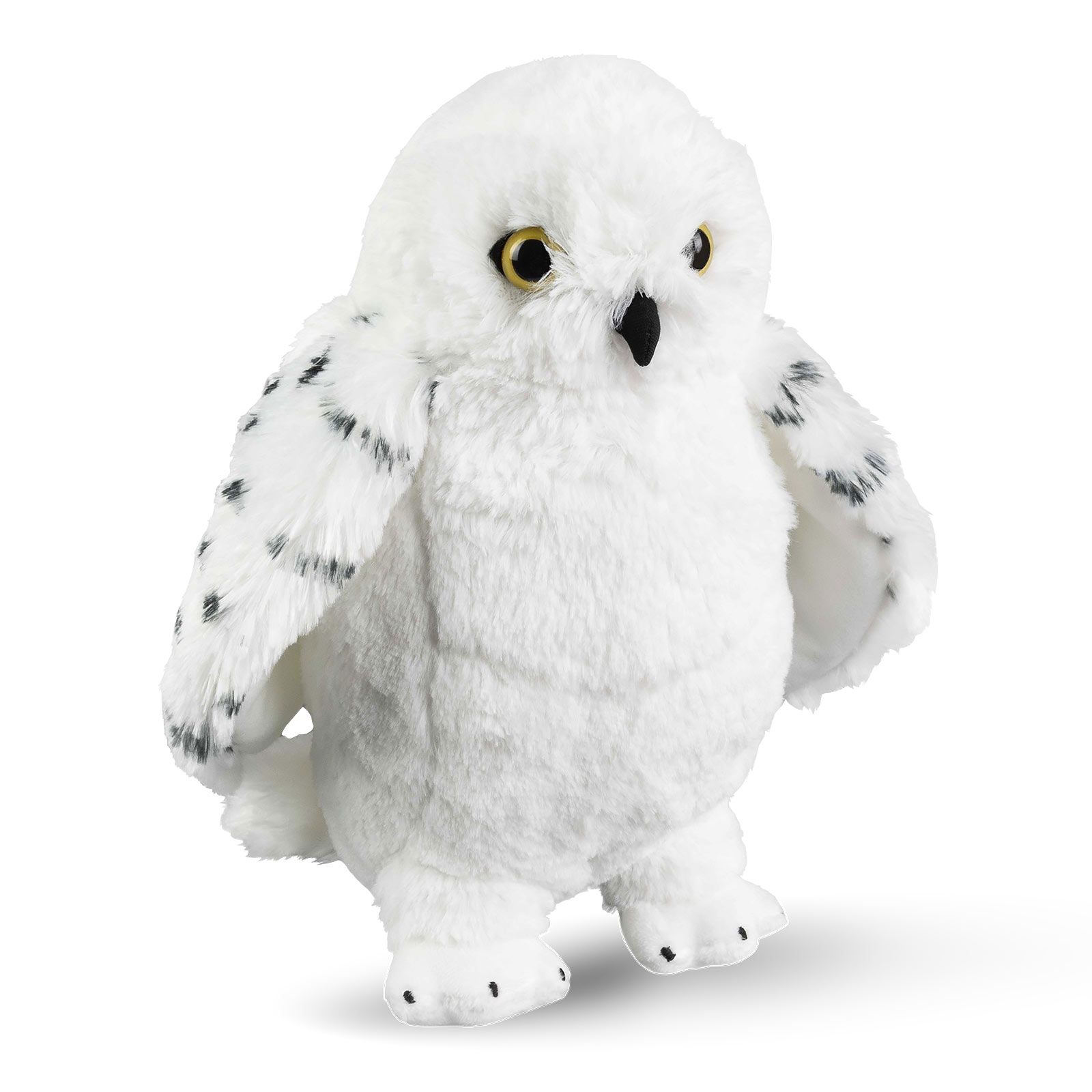 Hedwig mit geöffneten Flügeln Plüsch Figur 28 cm - Harry Potter